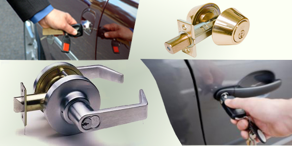 professional locksmith service