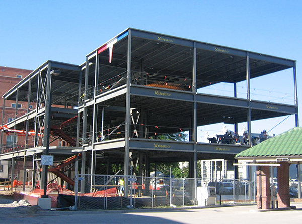Steel Building Constructions