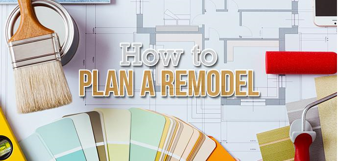 Remodel Your Home On A Budget