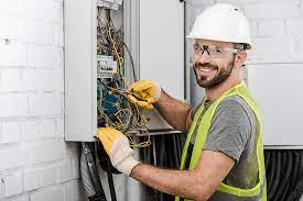 electrician crewe